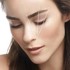 How To Define Eyebrows Lining Up Your Brows Like A Pro