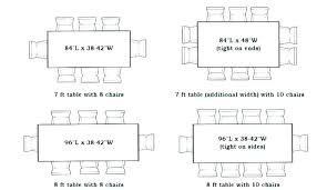 typical dining room table dimensions typical dining table dimensions s standard dining room table size metric