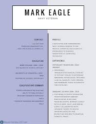 Strong Military Resume Examples Resume Examples 2017