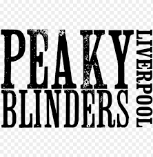 Tommy's power base in london is obliterated, and. Eaky Blinders Liverpool Logo Peaky Blinders Series 1 3 Dvd Box Set Png Image With Transparent Background Toppng