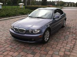 2005 Bmw 3 Series 325Ci 2dr Coupe In Lutz FL - M&M and Sons Auto Sales