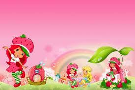 strawberry shortcake hd wallpaper