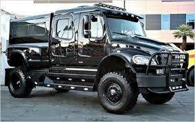 big trucks | ... semi-based pickup trucks were considered the ...