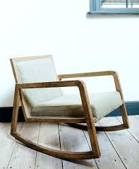 rocking chair modern rocking chair modern modern nursery rocking chair uk