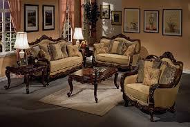 Colorful Stripe Pattern U Shaped Sofa Design Modern Formal Living