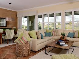 trendy living room with havertys sectionals and coffee table also seagrass wicker basket with tile floors with haverty coffee tables