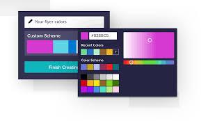 Create Leaflet Online Free Online Flyer Maker Piktochart