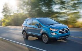 new car launches fordFord EcoSport 2017 India Launch Price Specifications Mileage