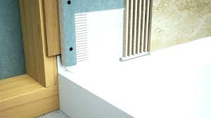install backer board in shower backer board installation shower backer board install over an shower base install backer board in shower