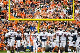 Broncos Unveil First 2018 Preseason Depth Chart