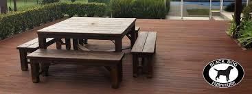 modern rustic new zealand made furniture