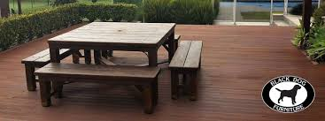 rustic furniture nz made solid wood black dog furnitureblack dog furniture