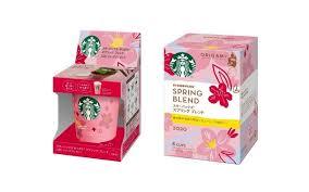 Shop for drip bag coffee at bed bath & beyond. Starbucks Spring Blend Coffee Best Souvenir You Can Get This Sakura Season Dlmag