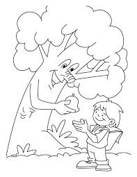 Small Picture tree coloring page tree coloring page 2 tree coloring page 3 tree
