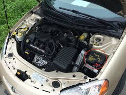 2001 2006 chrysler sebring overheating fan will not come on how to 2006 chrysler sebring fuse box diagram 2001 2006 chrysler sebring engine compartment fuse box location