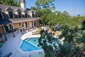 infinity pool beach house. Secluded Folly Beach Home With Infinity Pool! View Of Pool From Upstairs Master Bedroom House U