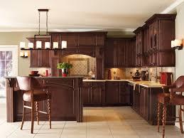 Kitchen Cabinets Stain Colors Kitchen Cabinets Schrock Homecrest Sterling Heights Mi