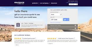 Esurance Quote Beauteous Esurance Insurance Review 48 Credit Sesame