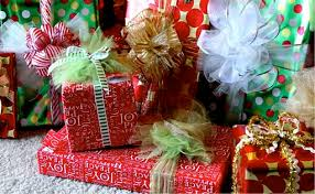 Gift Wrapping at Market Place Mall