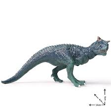 juric world dinosaur model solid simulation carnotaurus toys children birthday gifts dinosaurs toy juric park toys