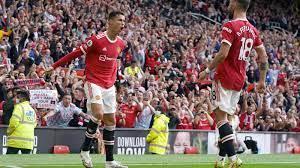Zwei Tore: Ronaldo schießt United an die Spitze der Premier League -  Premier League - Fußball - sportschau.de