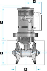 lewmar 250tt 10 8 hp 8 kw 24v bow thruster lewmar bow thruster solenoid at Lewmar Bow Thruster Wiring Diagram