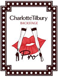 charlotte tilbury pro logo
