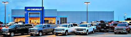 Chevrolet Dealer Serving Abilene TX | New Chevrolet, GM Certified ...