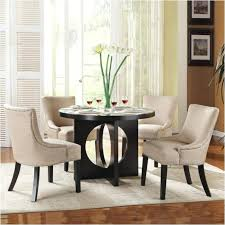 round dining table set for 4 glass top dining table set 4 chairs review dining room