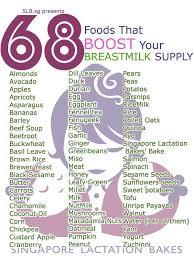 Lactation Diet Chart 68 Food That Boost Milk Supply