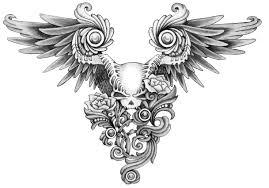 Foto Tatu эскизы татуировки на груди часть 1