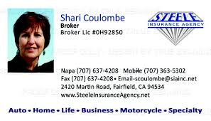 The steele insurance agency inc. Shari Coulombe Steele Insurance Agency Inc 2420 Martin Rd Fairfield Ca Insurance Mapquest