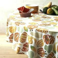 large tablecloths dining extra table cloth crate barrel fall harvest round tablecloth featuring home kitchen linens embroidery kits