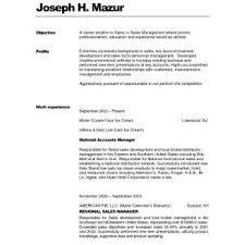 Resume Objective Sample For Hotel And Restaurant Management Best
