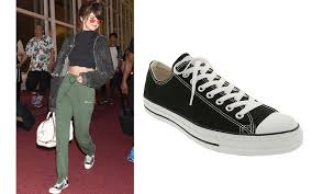 Designer Shoes That Look Like Vans The Stylish Comfy Shoes That Celebrities Wear For Traveling