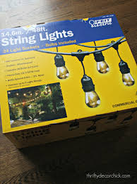 Models Solar Patio Lights Costco Best String For Outside Intended Creativity Design