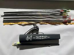 Pse Radial X Weave Stl Hunter Carbon Arrow Shafts 200 Black