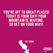 world great places quote dr seuss