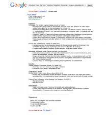 Google Resume Samples Google Resume Samples Google Resume 60 Vibrant Google Resumes 60 8