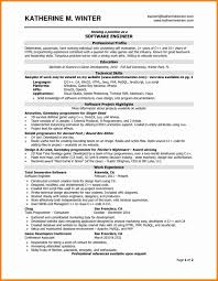 Sap Programmer Sample Resume Finance Project Manager Sample Resume