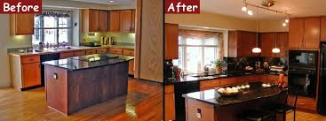 kitchen remodel before and after 24 dramatic kitchen makeovers