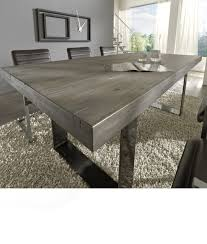 Light Wood Dining Table Chairs Grey Wood Dining Set Awesome Modena Table With Regard