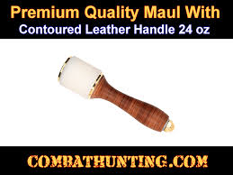 65 2500 24 weaver leather maul 24 oz leathercraft tools made in usa leather working tools