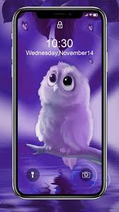 Cute Owl APUS Live Wallpaper for ...