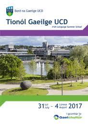 Bord Na Gaeilge Ucd