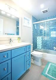 blue mosaic tile bathroom blue mosaic blue mosaic tile bathroom contemporary with wave mural wall tiles