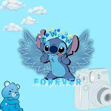 Stitch The Aesthetic wallpaper by ...