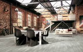Ways To Transform Your Interiors With Industrial Style Details - Warehouse loft apartment exterior