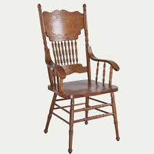 wooden chair. Armchair Wooden Luxury Home Furniture Oak Vintage Dining Chair Carved Back Room