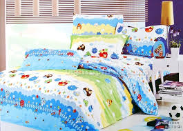 angry birds blue bedding full